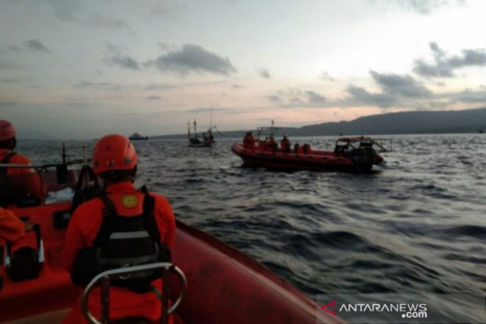 Tim gabungan hentikan pencarian korban KMP Yunicee
