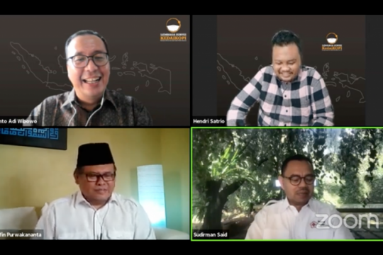 Organisasi kemanusiaan satu suara sukseskan PPKM Darurat Jawa-Bali