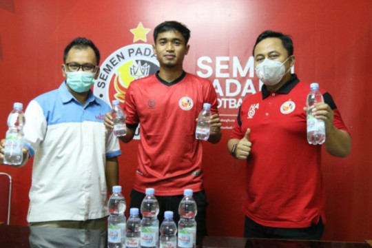 Semen Padang FC dapatkan sponsor baru meski Liga 2 ditunda