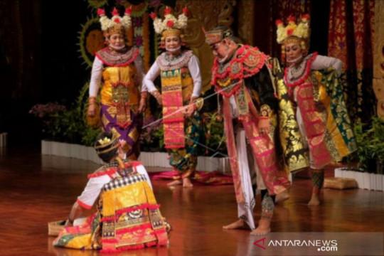 Disbud Bali alihkan pentas PKB ke virtual karena PPKM Darurat
