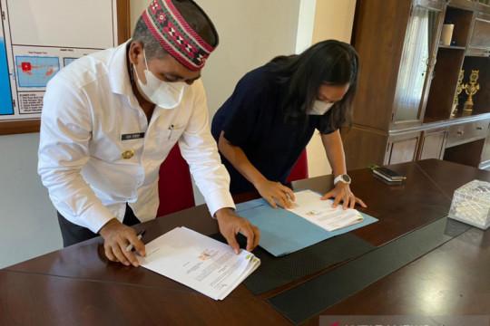 Manggarai Barat-BPOLBF teken MoU pengembangan parekraf Labuan Bajo