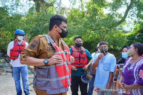 Bapedda: Wali Kota  Medan ingin sungai jadi wisata heritage kekinian