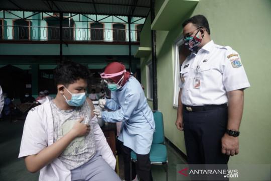 Pemkot Jakbar pastikan mayoritas pelajar sudah divaksin
