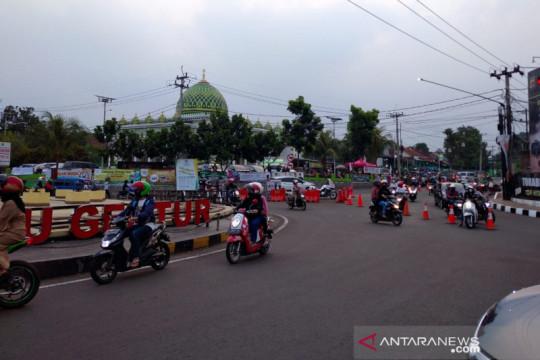 Polres Cianjur usulkan penutupan jalan protokol selama PPKM darurat