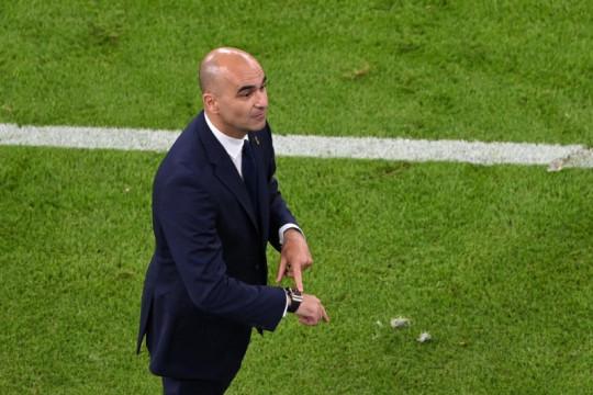 Belgia kalah karena terlambat panas, kata Roberto Martinez