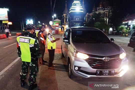 Polda Jatim siagakan 20 ribu personel perbatasan selama PPKM Darurat