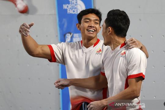 Yenny Wahid yakin panjat tebing berjaya pada Olimpiade 2024