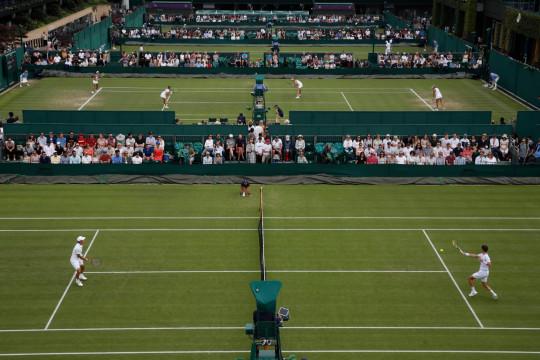Wimbledon ikut berperan aktif dalam kampanye ramah lingkungan