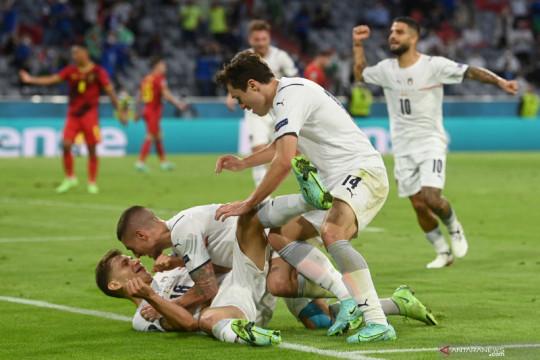 Euro 2020: Italia ke semi final