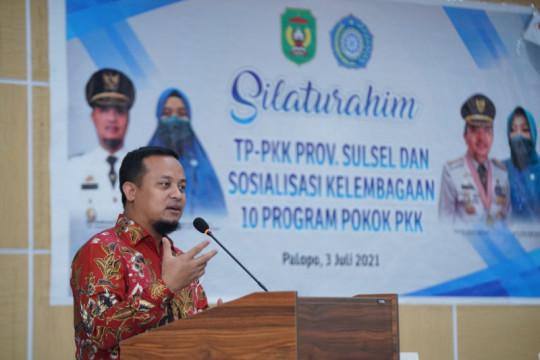 Gubernur Sulsel: PPKM Jawa-Bali cegah penularan dari luar