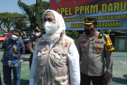 Kasus kematian COVID-19 di Karawang tembus angka 1.007 orang