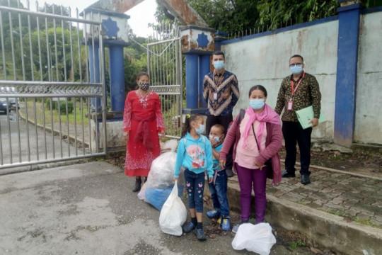 KJRI Kuching bantu pulangkan empat WNI