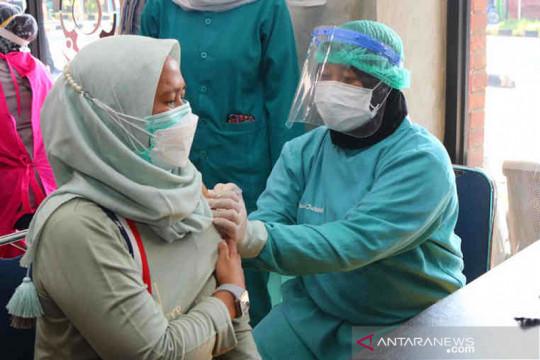 KAI Daop 3 Cirebon gandeng Kodim sediakan layanan vaksinasi COVID-19
