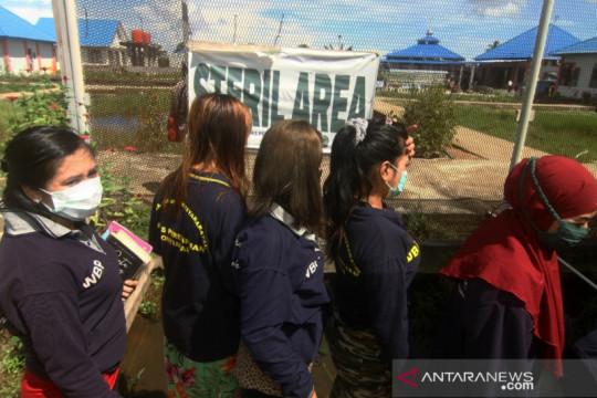 Lapas Perempuan Kelas IIA Pontianak vaksinasi warga binaan
