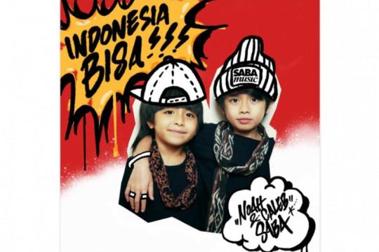 """""""Indonesia Bisa"""", lagu penyemangat untuk hadapi COVID-19"""