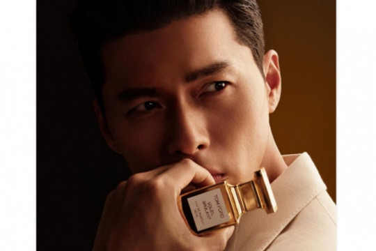 Hyun Bin jadi wajah baru Tom Ford Beauty