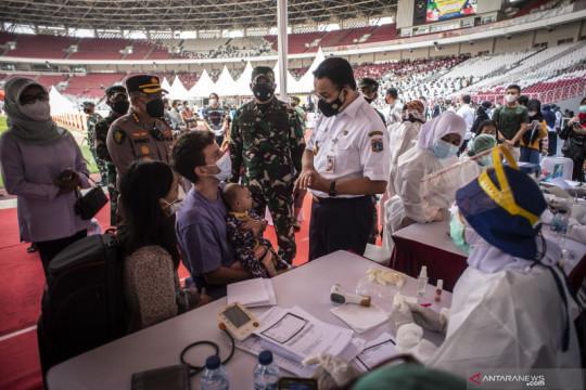 Vaksinasi jadi syarat untuk buka kembali kegiatan masyarakat di DKI