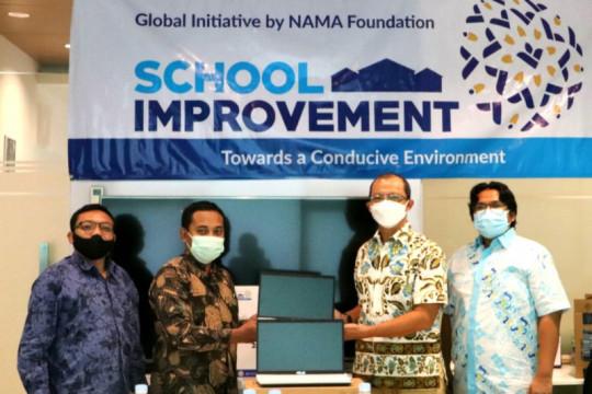 Sebanyak 10 sekolah di Jabodetabek dapatkan bantuan sarana pendidikan