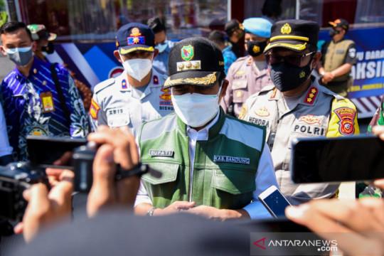 PPKM Darurat, Pilkades di 49 desa Kabupaten Bandung diundur