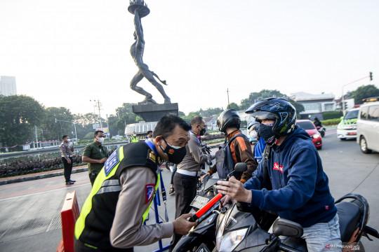 PPKM Darurat, Anies: permohonan STRP diubah menjadi kolektif
