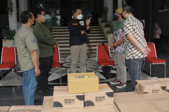 Sampoerna bantu 3.000 antigen untuk penanganan COVID-19 di Surabaya