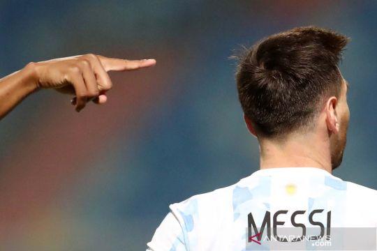 Joan Laporta klaim proses perpanjangan kontrak Messi berjalan lancar