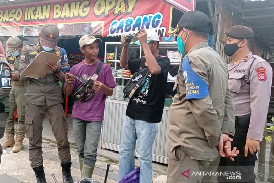 Satgas COVID-19: Warga Lebak-Banten keluar pukul 20.00 dites usap