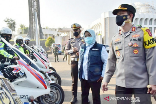 Bupati Bogor: Fokus pengawasan PPKM Darurat pada tiga ring