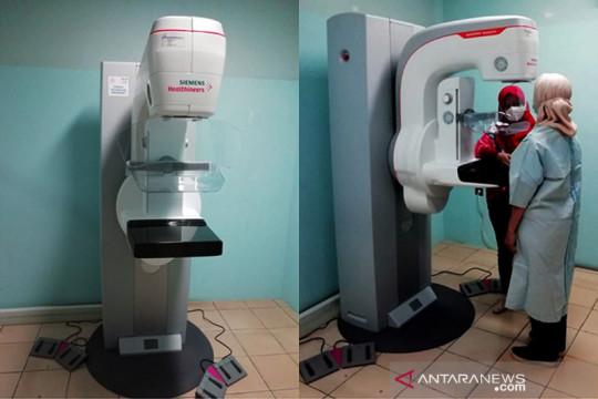 Kini sudah ada mesin Mammomat Revelation untuk deteksi kanker payudara