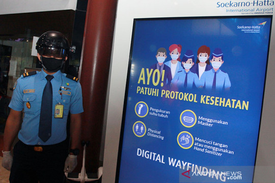 Ditjen Imigrasi sebut TKA masuk Indonesia sebelum PPKM Darurat