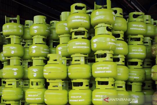 Pertamina Sumbagsel sanksi dua agen LPG subsidi di Lahat