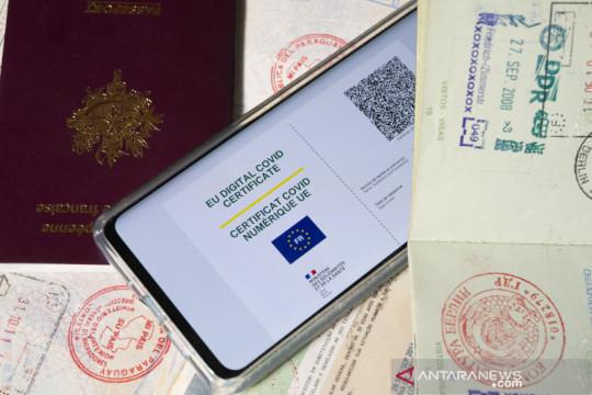 Serba-serbi paspor vaksin yang sudah berlaku di Uni Eropa