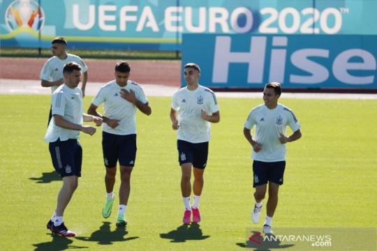 Manchester City tak izinkan Rodri dan Ferran Torres main di olimpiade
