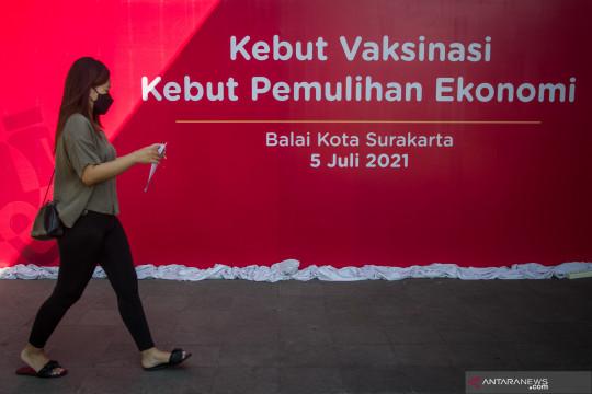 Pemkot Surakarta berikan bantuan bagi UKM terdampak PPKM darurat
