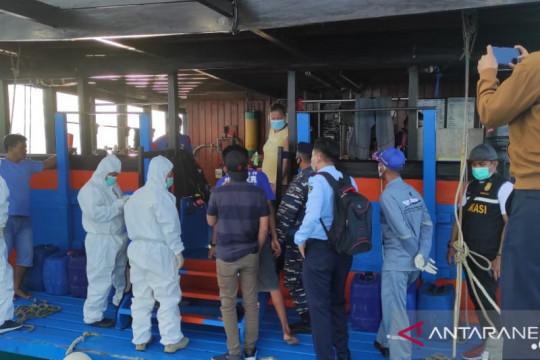 Pos AL Kwandang tertibkan perairan dari kedatangan kapal pesiar