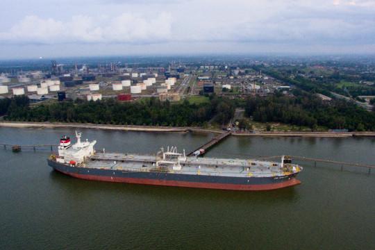 Proyek pipa minyak Blok Rokan capai 71,3 persen