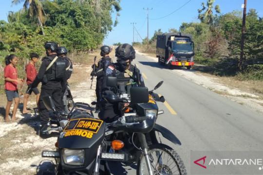 Pengamanan di Sabu Raijua ditingkatkan jelang PSU