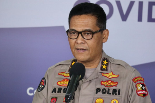 Polisi awasi penjualan obat antibiotik untuk COVID-19 di toko daring