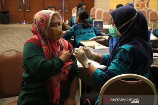 Kalla kembali gelar vaksinasi massal, target 1000 orang sehari