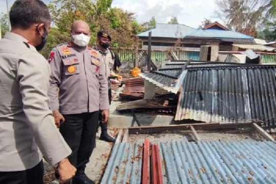 Kerugian akibat pembakaran di Yalimo ditaksir Rp 324 miliar