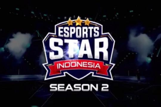 Ajang pencarian bakat Esports Star Indonesia Season 2 digelar Agustus