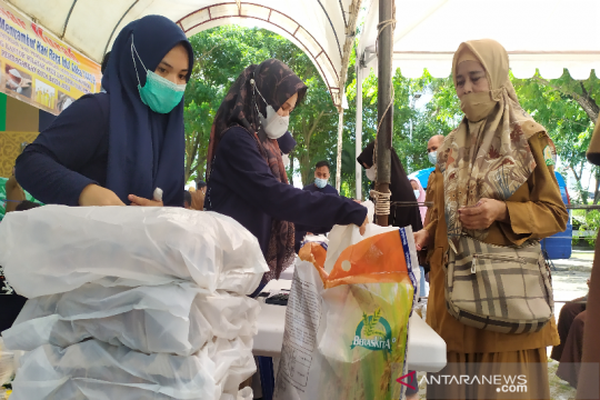 Sambut Idul Adha, pasar murah di Banda Aceh sediakan 21 ton beras-gula
