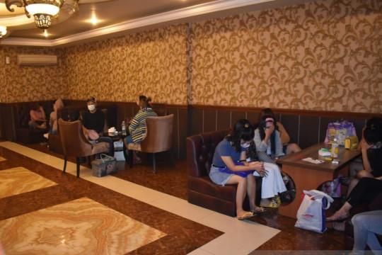 Polisi gerebek hotel buka layanan spa dan pijat saat PPKM Darurat