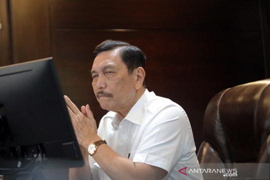 Menko Luhut targetkan mobilitas Jateng-Yogya turun minimal 30 persen