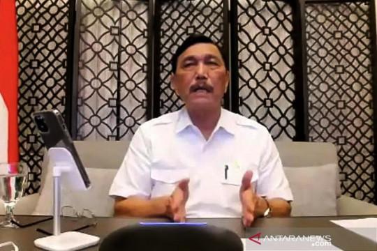 Menko Luhut: Perintah Presiden, rakyat tak boleh kelaparan