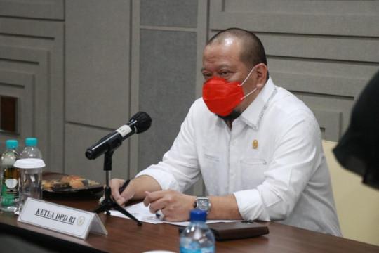 Ketua DPD: Antisipasi tingginya kematian tenaga kesehatan akibat COVID
