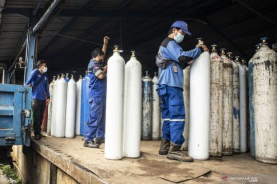 Kebutuhan oksigen di RSUD Kota Madiun naik signifikan