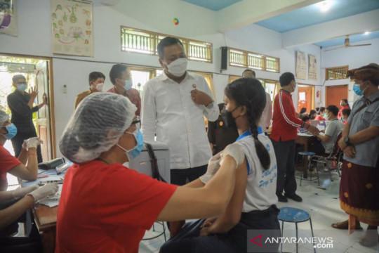 Gianyar mulai vaksinasi COVID-19 usia anak dan remaja