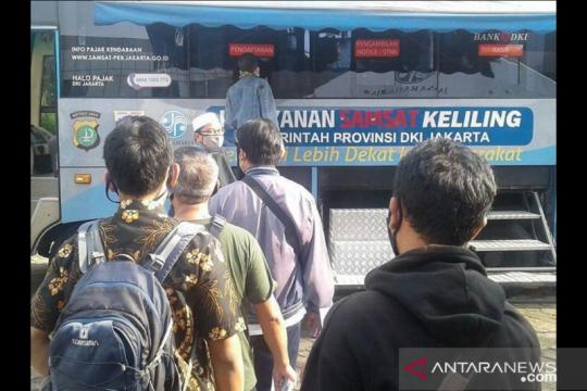 Polda Metro buka layanan Samling di 14 lokasi di Jadetabek