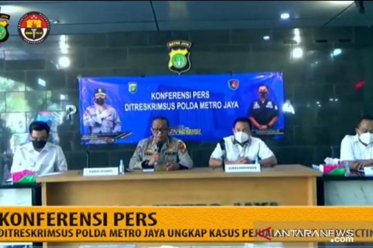 Polda Metro Jaya selidiki penjualan tabung oksigen secara daring